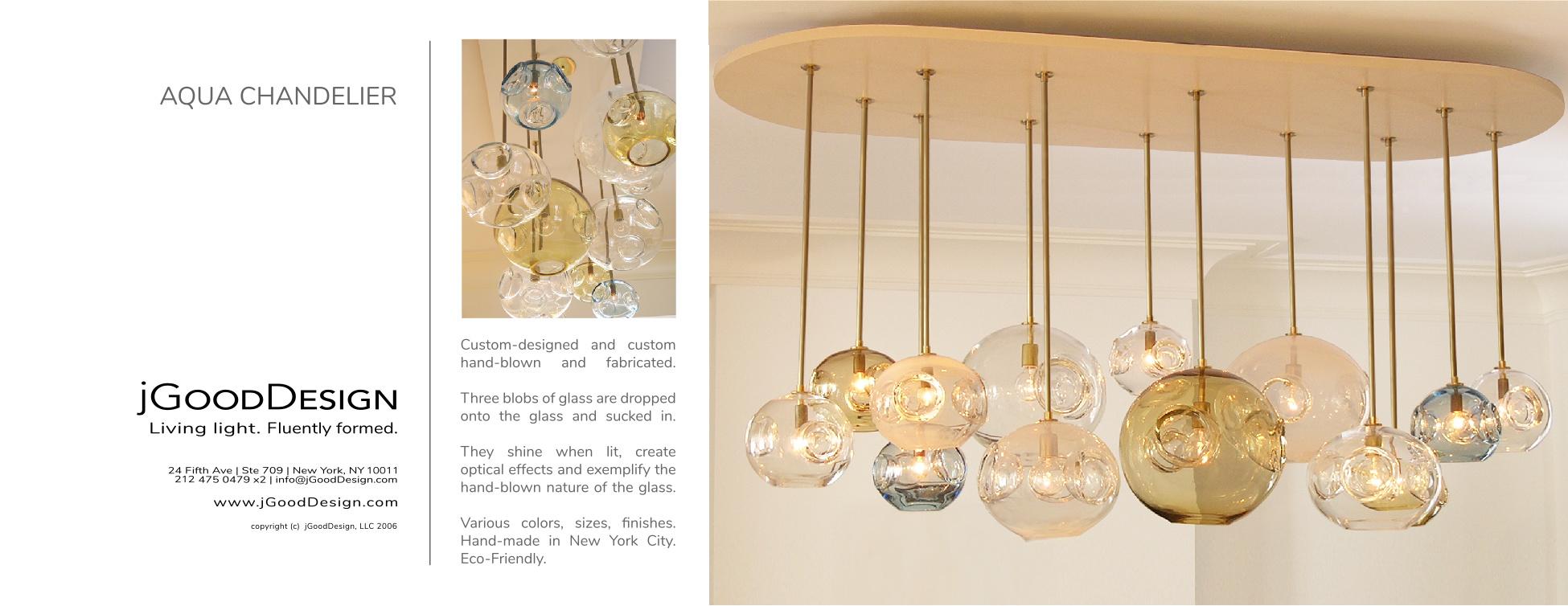 Jgooddesign aqua chandelier mozeypictures Gallery